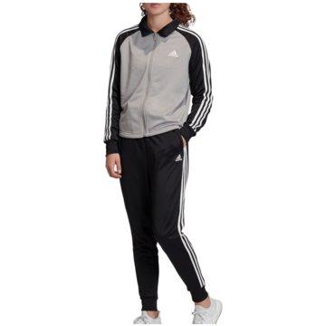 adidas TrainingsanzügeTrack Suit Game Time Women grau