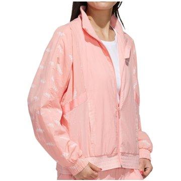 adidas TrainingsjackenFavorites Woven Track Top Women rosa