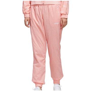adidas TrainingshosenFavorites Woven Track Pant Women rosa