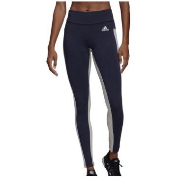 adidas TightsKey Pocket Tight Women blau