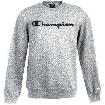 Champion SweatshirtsCrew Neck Logo Fleece Sweatshirt grau