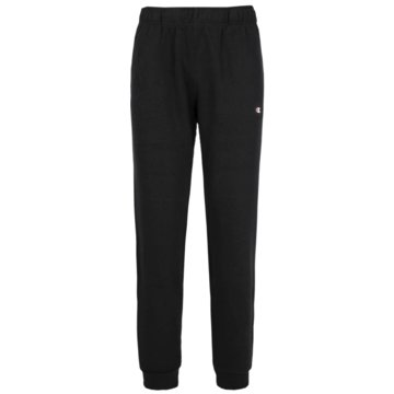 Champion JogginghosenRib Cuff Fleece Pants schwarz