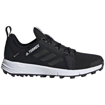 adidas Outdoor SchuhTerrex Speed GTX Women schwarz
