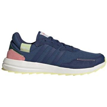 adidas RunningRetrorun Women blau