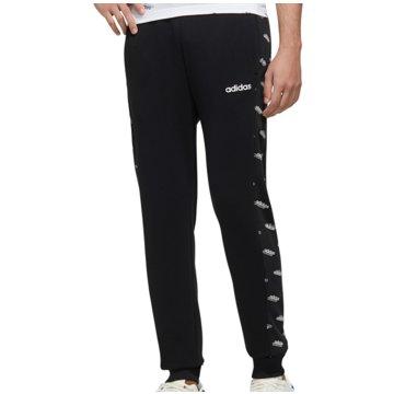 adidas TrainingshosenFavourites Knitted Track Pant schwarz
