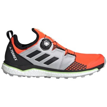 adidas Outdoor SchuhTerrex Agravic Boa Boost rot
