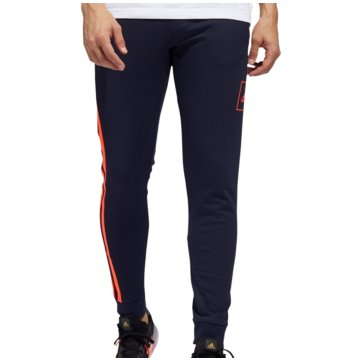adidas Trainingshosen3 Stripes Regular Pant blau