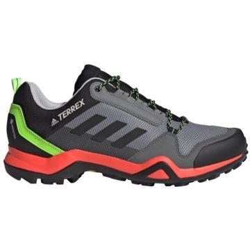 adidas Outdoor SchuhTerrex AX3 GTX grau