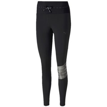 Puma TightsFeel It Mesh 7/8 Training Tight Women schwarz