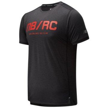 New Balance T-ShirtsImpact SS Tee schwarz