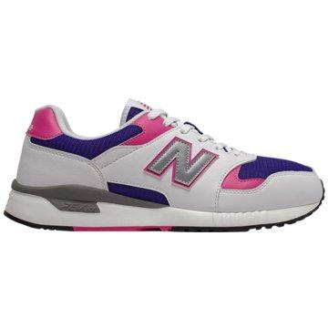 New Balance Sneaker LowML570 D - 774621 60 weiß
