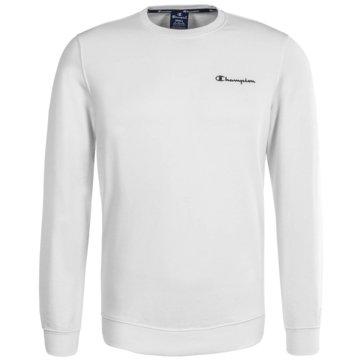 Champion SweatshirtsCrew Neck Sweatshirt weiß