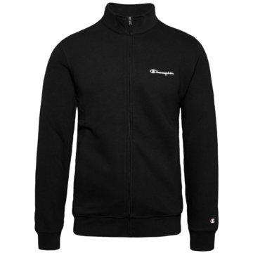 Champion JogginganzügeFull Zip Sweatshirt schwarz
