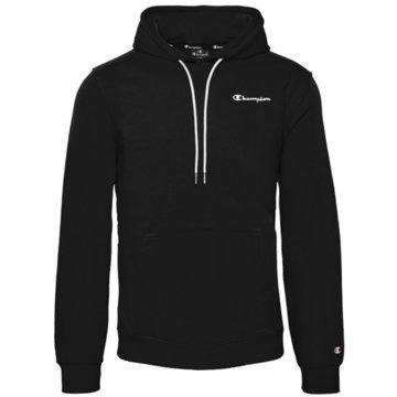 Champion HoodiesSweatshirt Hooded schwarz