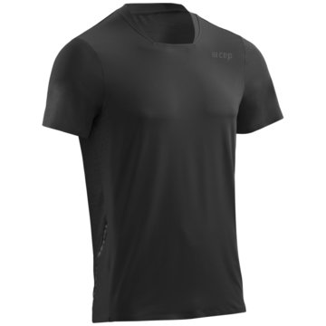CEP T-ShirtsRun Shirt Short Sleeve schwarz