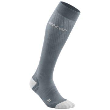 CEP KniestrümpfeRun Ultralight Compression Socks Women grau