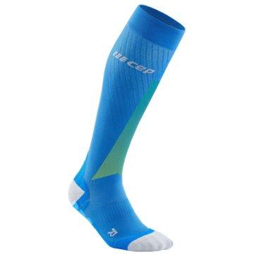 CEP KniestrümpfeUltralight Pro Compression Socks Women blau