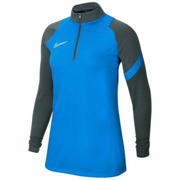Nike SweatshirtsDry Academy 19 Drill Top Women blau