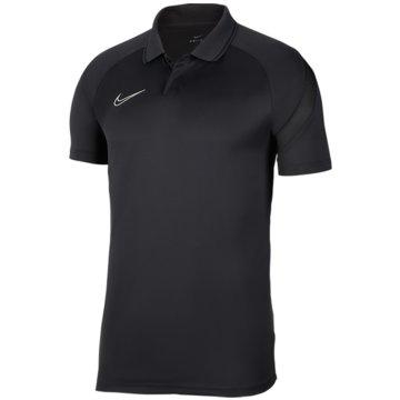 Nike FußballtrikotsDry Academy 20 SS Polo grau