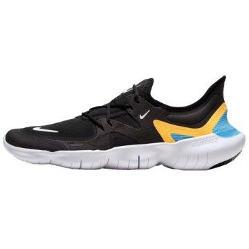 Nike RunningFree RN 5.0 schwarz