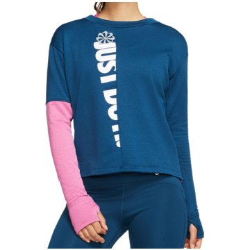 Nike SweatshirtsIcon Clash Therma Sphere Crew Top Women türkis