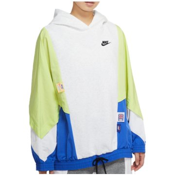 Nike HoodiesSportswear Icon Clash Hoodie Women grau