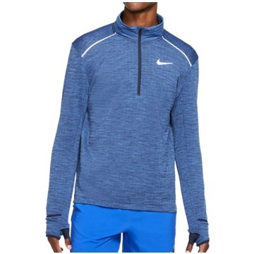 Nike SweatshirtsTherma Sphere Element 3.0 HZ Top blau