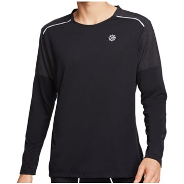 Nike SweatshirtsRise 365 Top LS schwarz