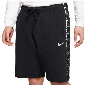 Nike kurze SporthosenSportswear Swoosh Short schwarz