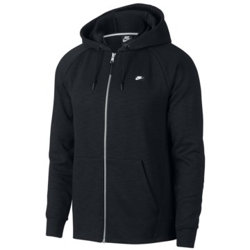 Nike SweatjackenNIKE SPORTSWEAR OPTIC FLEECE MEN'S - 928475 schwarz