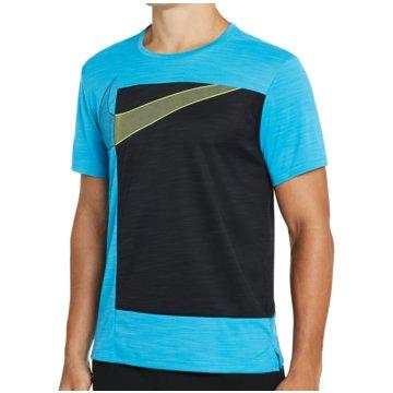 Nike T-ShirtsDry Superset SS Tee blau