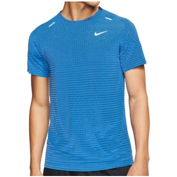 Nike T-ShirtsTechKnit Ultra Top blau