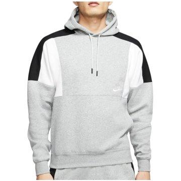 Nike HoodiesSportswear Color Blocking PO Hoodie grau