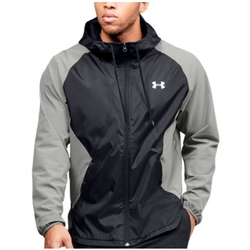 Under Armour SweatshirtsStretch Hooded Zip Jacket schwarz