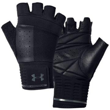Under Armour FingerhandschuheFAVORITE CAP - 1328552 schwarz