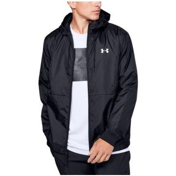 Under Armour SweatshirtsLegacy Windbreaker Jacket schwarz