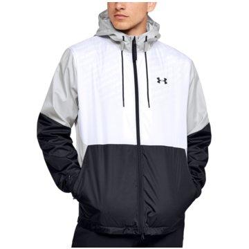 Under Armour SweatshirtsLegacy Windbreaker Jacket weiß