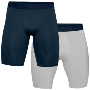 Under Armour BoxershortsTech Mesh Boxerjock 9 Inch 2-Pack blau