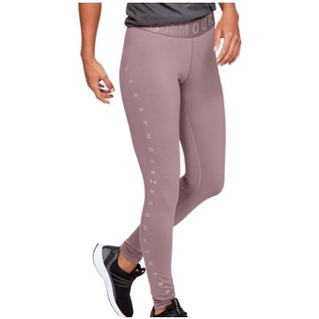 Under Armour Lange HosenFavorite Legging Women rosa