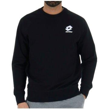 Lotto SweatshirtsSmart Sweat RN FT Crew schwarz