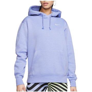 Nike HoodiesSportswear Essential Hoodie Women lila