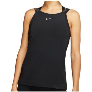 Nike TopsPro Elastika Tank Women schwarz