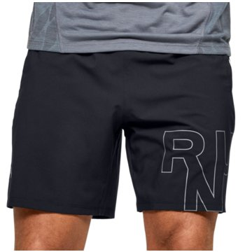 Under Armour LaufshortsSPEED STRIDE 7'' WOVEN SHORT - 1326568 schwarz