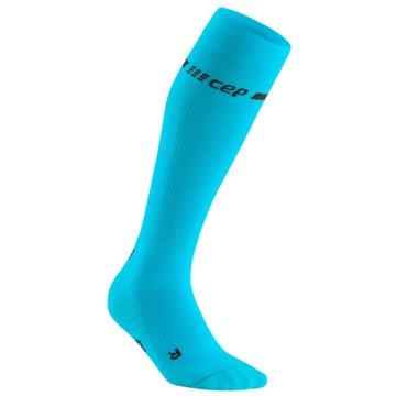CEP KniestrümpfeNeon Compression Socks türkis
