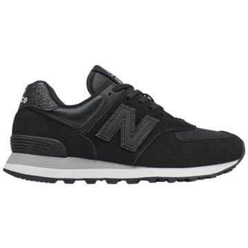 New Balance Sneaker LowWL574FH2 - WL574FH2 schwarz