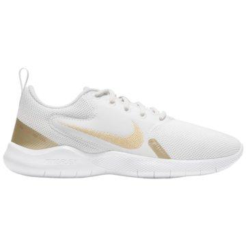 Nike RunningFLEX EXPERIENCE RUN 10 - CI9964-010 weiß