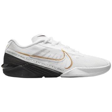 Nike TrainingsschuheREACT METCON TURBO - CT1249-170 weiß