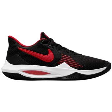 Nike HallenschuhePRECISION 5 - CW3403-004 schwarz