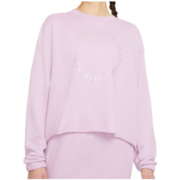 Nike SweatshirtsSportswear Icon Clash Crew Sweatshirt rosa