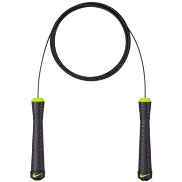 Nike SpringseileSpeed Rope schwarz